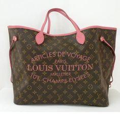 Tip: Louis Vuitton Shoulder Bag (Multicolored)