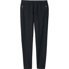 WOMEN BLOCKTECH FLEECE PANTS, BLACK, large