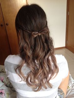 Braid and curl