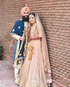 Wedding Lehnga, Wedding Sherwani, Wedding Suits, Wedding Couples, Trendy Wedding, Boho Wedding, Wedding Shoot, Anarkali Bridal, Sikh Wedding