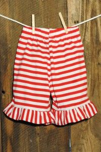 Shorts - Red Stripe