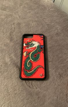 Iphone Cases Discover Wildflower Dragon IPhone Case 7 plus Like new havent had for too long Reason for Selling: doesnt fit my new iphone XR Phone Cases Samsung Galaxy, Cute Phone Cases, Iphone Phone Cases, Iphone 7 Plus Cases, Iphone Case Covers, Wildflower Phone Cases, Photo Phone Case, Aesthetic Phone Case, Cool Cases