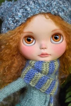 ♥ Custom Doll for Adoption ♥ by BlytheAdore   CHECK HERE ☞