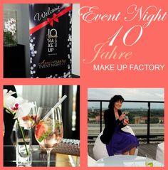 Beauty and Pastels: [Event] 10 Jahre Make up Factory Jubiläums-Gala http://www.beautyandpastels.de/2015/06/event-10-jahre-make-up-factory.html
