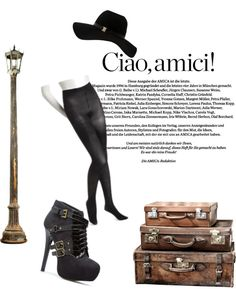 """""""Must-Have No Nonsense Noir Accessory"""" by sapphire-kharyzma on Polyvore"""