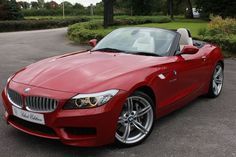 BMW Z4 Convertible.. My some day car