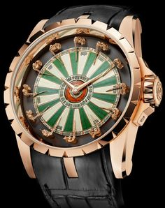 c52db10a263 Roger Dubuis Excalibur Table Ronde Watch Fulfills Your Arthurian Dreams  Relógios Masculinos