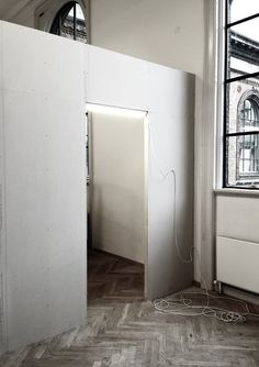 KRADS - krads.info / Concept - NUDGING / Status: Charlottenborg Spring Exhibition 2013 / Location: Charlottenborg Kunsthal Copenhagen / Advisor Forum: Architectural experiments / Nudging