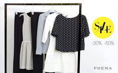 Sale Campaign, Wardrobe Rack, Casual, Shop, Poem, Store