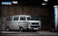 Type 25 desktop wallpaper - VW Camper and Bus