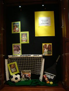 Children's Display for March