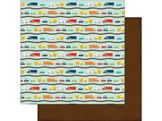 Echo Park Paper 2-Sided 12x12' Journaling Cardstock - 25 Sheets, Multi