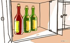 how to store wines--basics