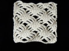 Diamantes en Crochet.