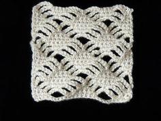 Diamantes en Crochet.
