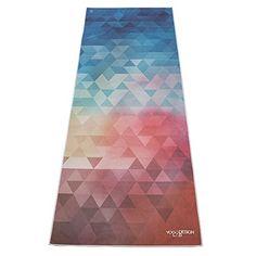 Tribeca Love Hot Yoga Towel. Eco-friendly, Lightweight, I...
