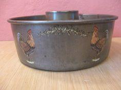 Mid 1900s Vintage Kitchen Heavy Metal Angel