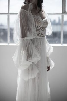 The Lane Galia Lahav Spring Bridal. the idea of a couture wedding dress . - The Lane Galia Lahav Spring Bridal… the idea of a couture wedding dress is more and more appealing Source by LynnMayGreen - How To Dress For A Wedding, One Shoulder Wedding Dress, Elf Wedding Dress, Ethereal Wedding Dress, Bridal Gowns, Wedding Gowns, Couture Wedding Dresses, Couture Bridal, Wedding Venues