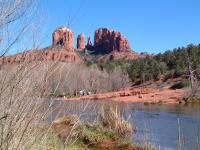 Sedona home of Red Rocks - inspiration for many of my items at The Kopper Kat's Etsy Store