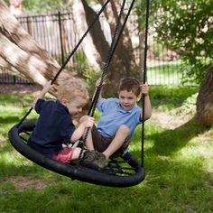 Backyard Trampoline, Backyard Play, Backyard For Kids, Outdoor Play, Outdoor Living, Outdoor Decor, Backyard Ideas, Indoor Outdoor, Garden Ideas