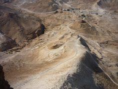 Rampa de assalto (?) Massada, Israel