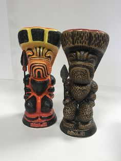 TikiRob has been making Tiki Mugs on Maui since His Tiki Mugs have become highly collectable and sought after by collectors worldwide.