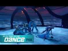 "Top 7 guys, Sytycd season 11:  Ricky, Rudy, Teddy, Serge, Zack, Emilio, and Casey. ""Wave"" choreographed by Travis Wall"