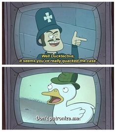 Gravity Falls is the best