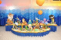 destaque decoração com bolas