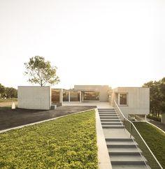 Inaugurada+a+Siza+House+em+Clube+de+Golf+de+Taiwan