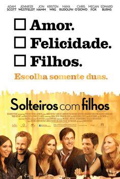 #SolteiroscomFilhos
