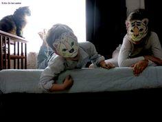 Masques- Lallie fée des contes
