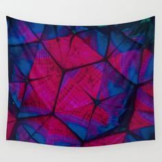 Buy Rose Prism by Lotus Effects as a high quality Wall Tapestry. Worldwide shipping available at Society6.com.