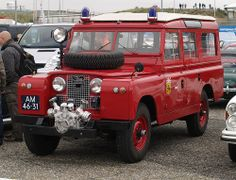 Landrover Brandweer Wagen ★。☆。JpM ENTERTAINMENT ☆。★。