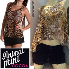 #animalprint una #tendencia que permanece #estilococoa #diseño #moda #collection #chic #woman #tagsforlikes #fashion #outfit #followme @cocoajeans