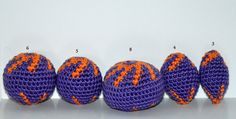 Amigurumi Lessons - Understanding Round and Oval Shapes (in order to create head)