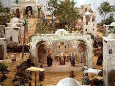 María y José en el Templo
