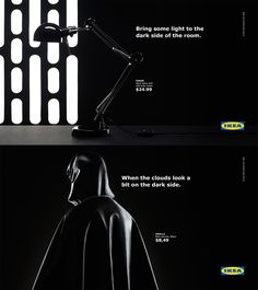 Ikea goes to the dark side with May the Fourth posts - Interactive (image) - Creativity Online