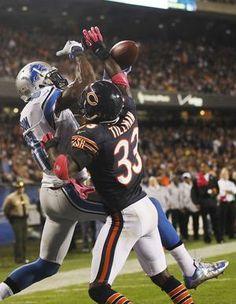 """Charles Tillman plays shut-down game against Detroit Lions"" rrstar.com (October 23, 2012)"