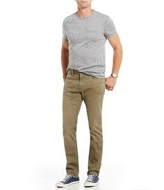 Have An Inquiring Mind John Varvatos Fine Wool Pants Dark Blue 36 X 31 Pants Clothing, Shoes & Accessories