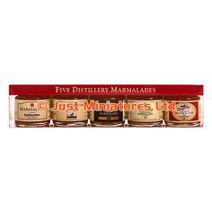 Whisky Marmalade miniatures - £3.49