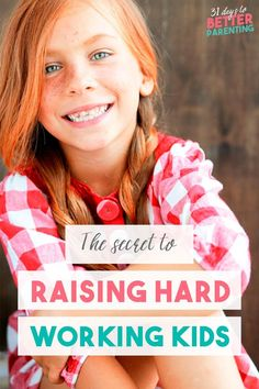 Want to know how to raise hard working kids? Kids who don't give up easily, take pride in their work, and enjoy the learning process. It's easier than you think! Parenting Fail, Parenting Articles, Teaching Empathy, Teaching Kids, Learning Process, Learning To Be, Kids Rewards, Love And Logic, How To Teach Kids