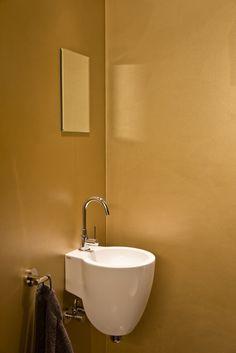 Peinture wc id es couleur pour des wc top d co - Object deco wc ...