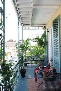 Former New Orleans home of Tennessee Williams
