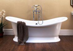 2 person tub!  love those curves.