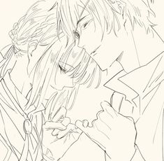 Violet Evergarden Gilbert, Violet Evergarden Wallpaper, Violet Evergreen, Violet Evergarden Anime, Calligraphy Drawing, Couple Illustration, Anime Sketch, Beautiful Drawings, Art Drawings Sketches