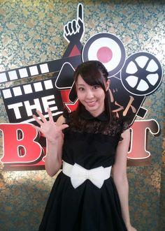 藤江れいなオフィシャルブログ「Reina's flavor」 :  2012/10/09 http://ameblo.jp/reina-fujie/entry-11375043141.html