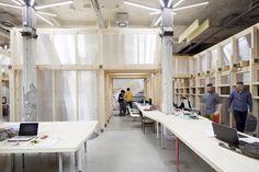 Factoria Cultural - Vivero de Industrias Creativas Matadero Madrid