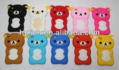 silicone Protective for 5C  1.soft environmental silicone  2.any double colors choosed  3.cell phone accessory   4.OEM&ODM