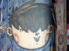 Yelz Street Art in Cuba Street